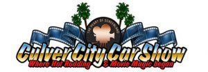 Image is the Culver City Car Show logo.
